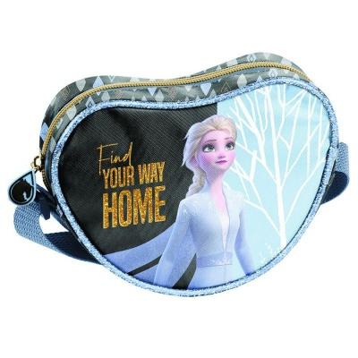 Kabelka srdce Frozen 2 Ledové království Elsa