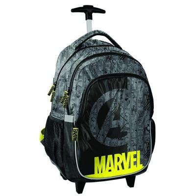 Cestovní batoh na kolečkách s vysouvací rukojetí Avengers Marvel