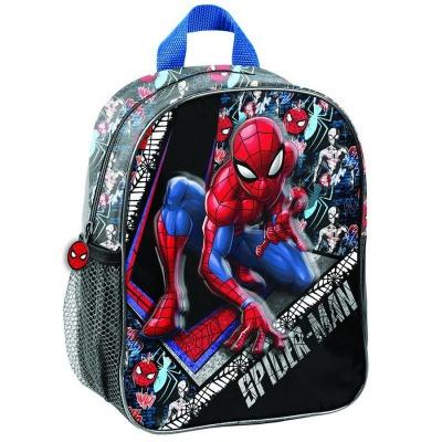 Dětský batoh malý 3D efekt Spiderman