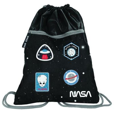 Batoh pytel vak s přední kapsou NASA