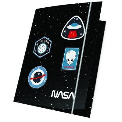 Desky s gumou A4 NASA