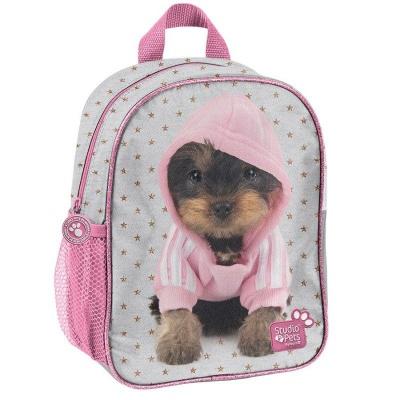 Dětský batoh malý Pes v mikině