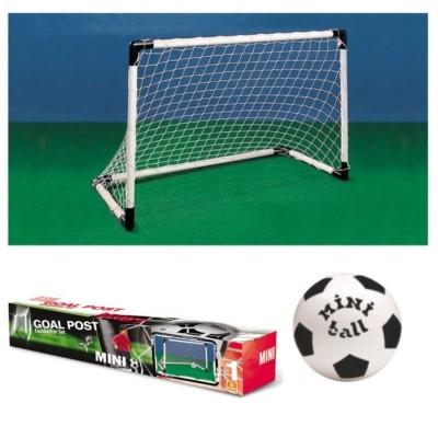 Sada mini fotbal - branka a míč