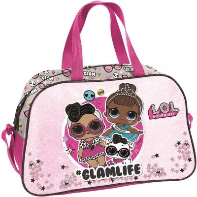 Dětská sportovní taška kabela Panenka LOL GLAM