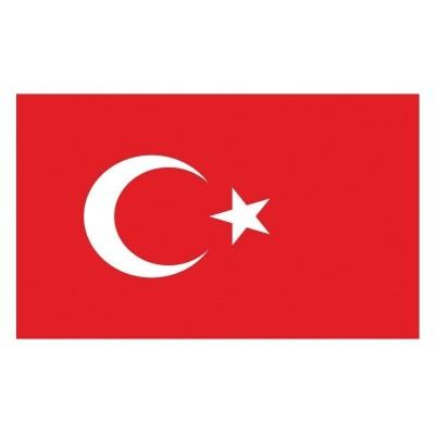Vlajka Turecko 150 x 90 cm