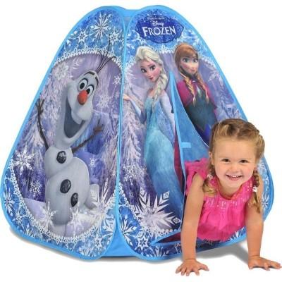 Rozkládácí stan Frozen Ledové království