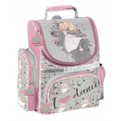 Školní batoh aktovka Baletka i pro prvňáčky