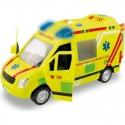 Ambulance se zvuky a světly