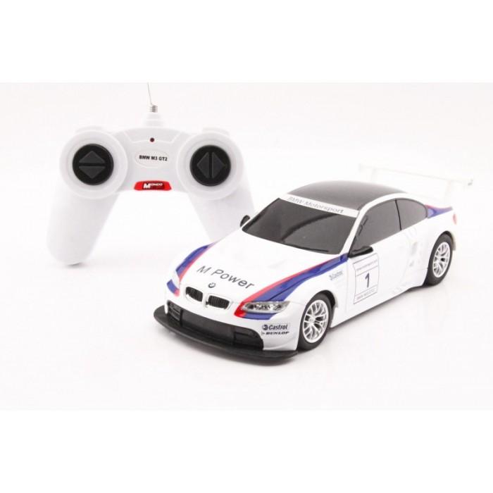 RC model BMW M3 GT2 auto na dálkové ovládání 1:24