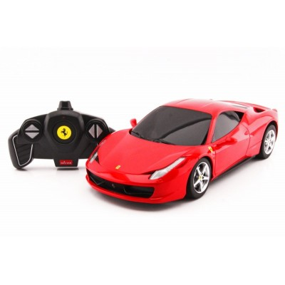 RC model Ferrari 458 Italia auto na dálkové ovládání 1:18
