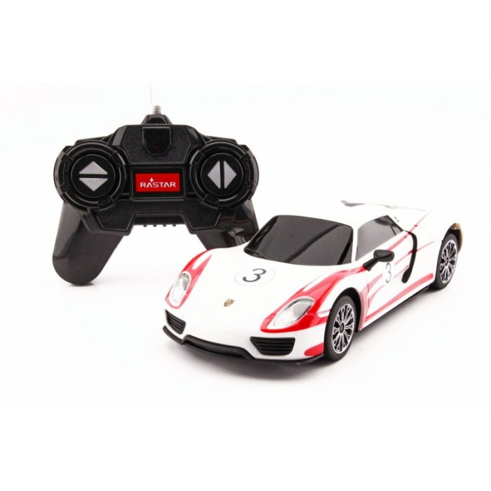 RC model Porsche 918 Spyder auto na dálkové ovládání 1:24