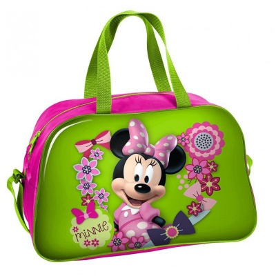 Dětská sportovní taška kabela Minnie Mouse