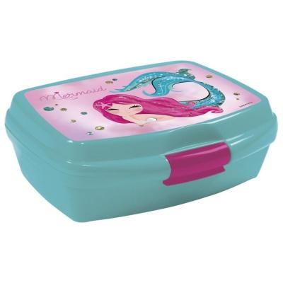 Krabička na svačinu Mořská panna