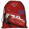 Školní pytel vak sáček Cars Auta červený