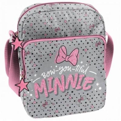 Kabelka taška na rameno Minnie Mouse Bow