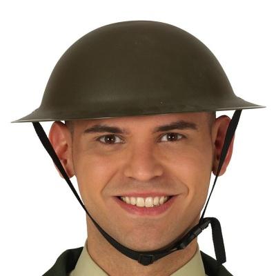 Vojenská helma anglický voják