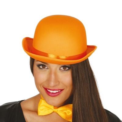 Klobouk buřinka oranžová