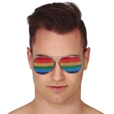 Duhové brýle