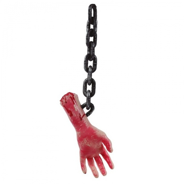Řetěz s rukou 40 cm