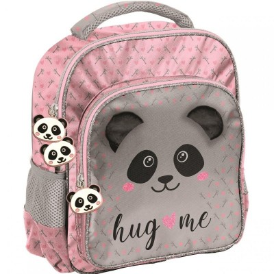 Dětský batoh malý Panda s plyšovýma ušima