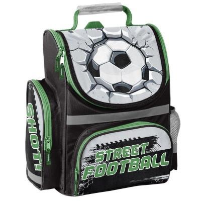 Školní batoh aktovka i pro prvňáčky Street Fotbal
