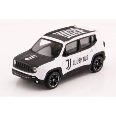 Jeep Renegade FC Juventus model auta 1:43