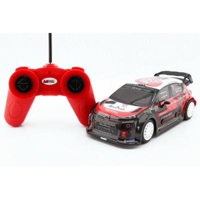 RC model Citroen C3 WRC 2017 auto na dálkové ovládání 1:24
