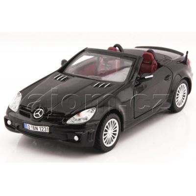 Kovový model auta Mercedes-Benz SLK 55 AMG MotorMax 1:24