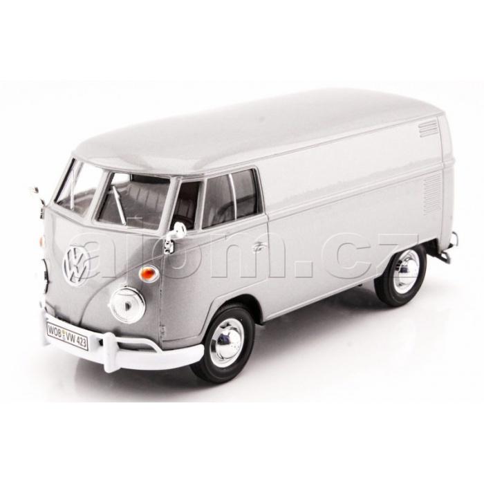 Kovový model auta Volkswagen Type 2 T1 MotorMax 1:24