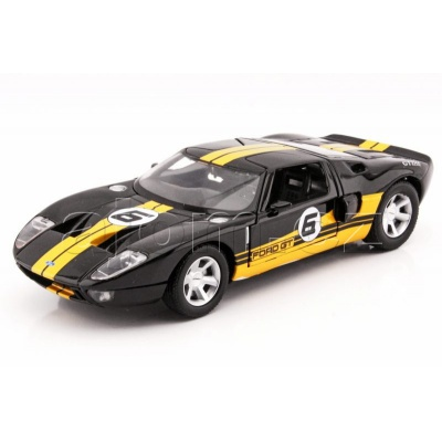Kovový model auta Ford GT concept Racing MotorMax 1:24