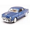 Kovový model auta 1949 Ford Coupe MotorMax 1:24