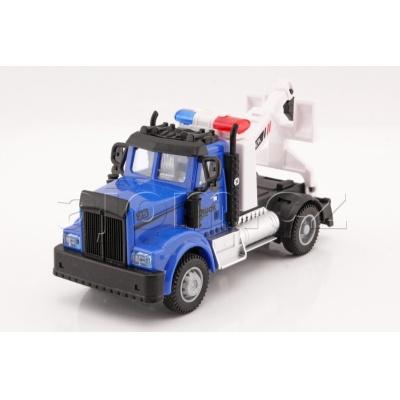 Auto Truck odtahovka se světlem a zvukem