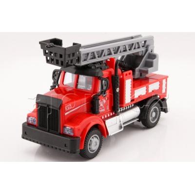 Auto Truck hasiči se světlem a zvukem