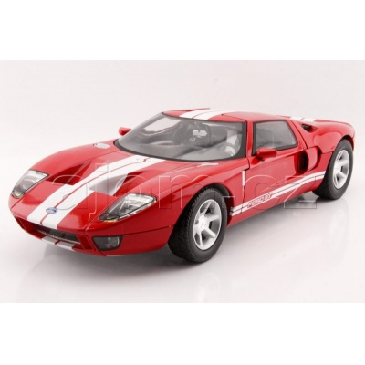 Ford GT Concept kovový model auta MotorMax 1:12