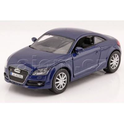 Kovový model auta Audi TT Coupe MotorMax 1:24
