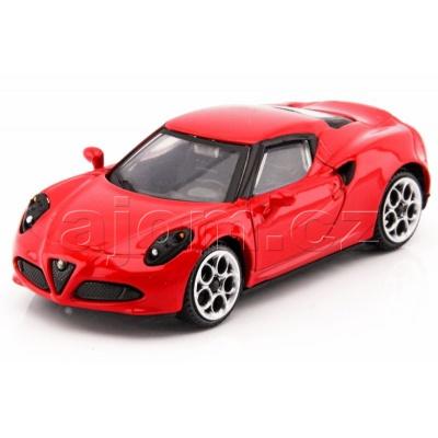 Alfa Romeo 4C auta Mondo Motors 1:43 - 06