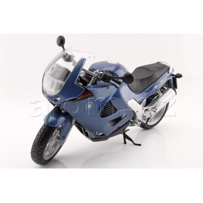 Kovový model motorka BMW K1200RS MotorMax 1:6