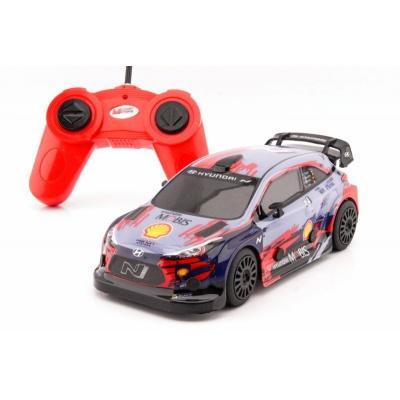 RC model Hyundai i20 WRC auto na dálkové ovládání 1:24