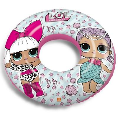 Nafukovací plavací kruh Panenky LOL Surprise 50cm