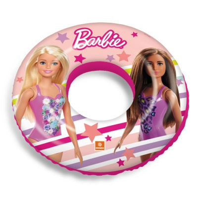 Nafukovací kruh Barbie 50cm