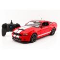 RC model Ford Shelby GT 500 auto na dálkové ovládání 1:14 červená 2,4GHz