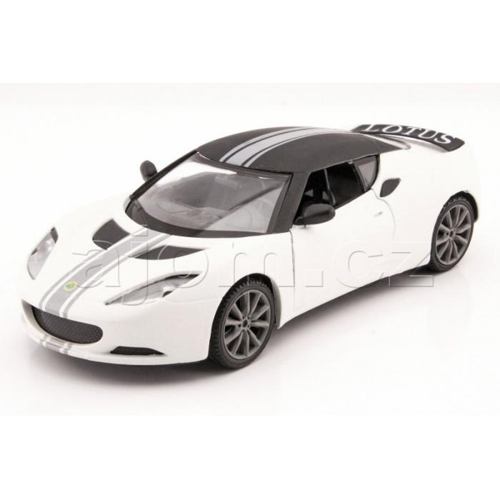 Kovový model auta Lotus Evora S 1:24 MotorMax