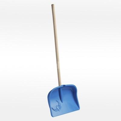 Dětská lopata na sníh Viking modrá