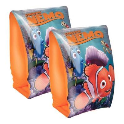 Nafukovací rukávky Hledá se Nemo 25x15cm