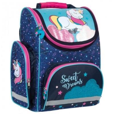 Školní batoh aktovka Jednorožec i pro prvňáčky