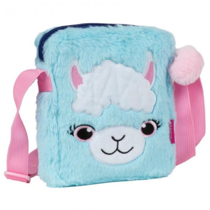 Plyšová kabelka Lama