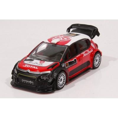 Citroen C3 WRC model auta Mondo Motors 1:43