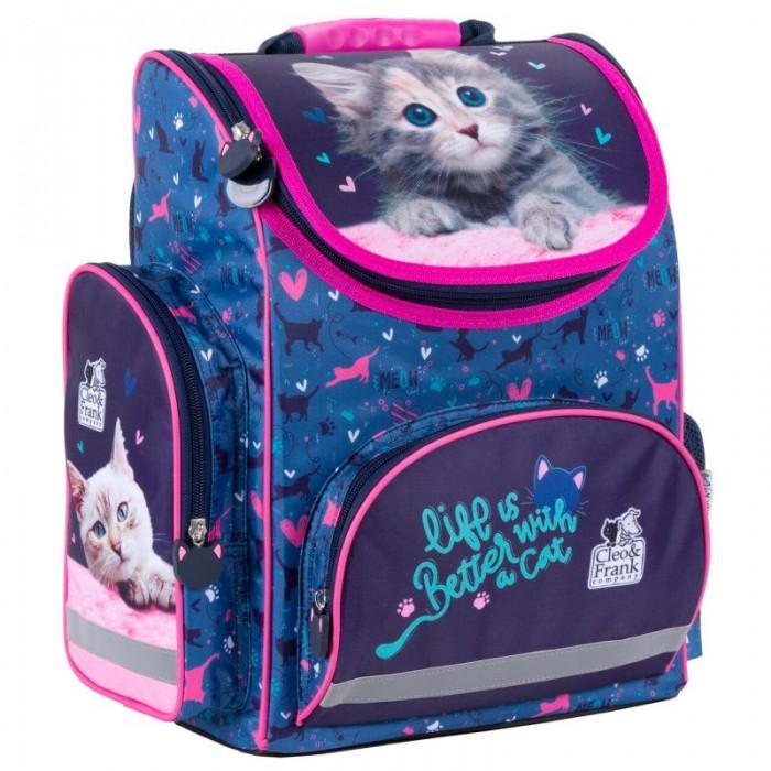 Školní batoh aktovka Kočka kotě i pro prvňáčky