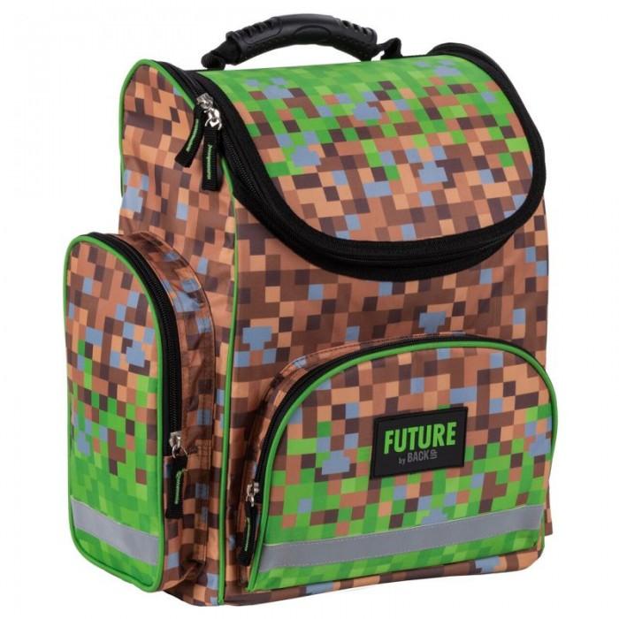 Školní batoh aktovka Future Game Minec i pro prvňáčky