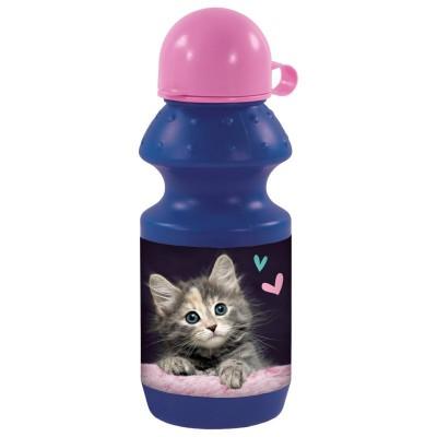 Lahev na pití Kočka kotě 300ml